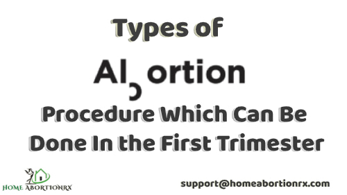 Types-of-Abortion-Procedure-Which-Can-Be-Done-In-the-First-Trimester