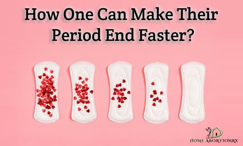 How-One-Can-Make-Their-Period-End-Faster